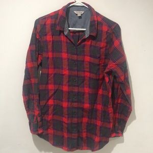 Lucky brand men's button down shirt, size M
